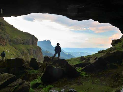 twins cave