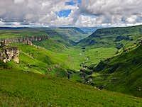 mlambonja valley