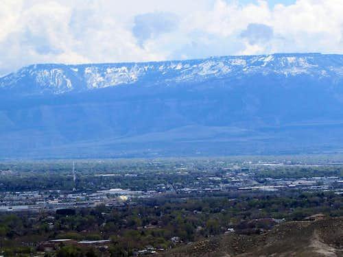 Grand Mesa & Grand Junction