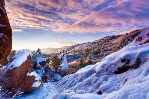 Roxborough Park Magic