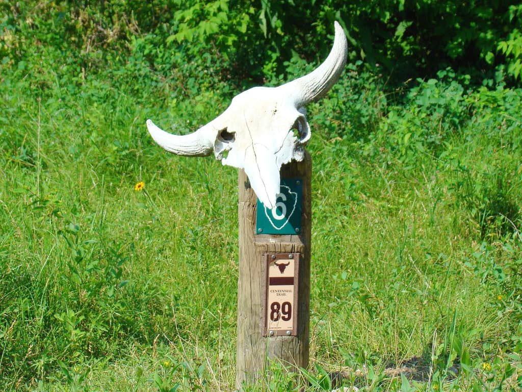Trail 89 Marker