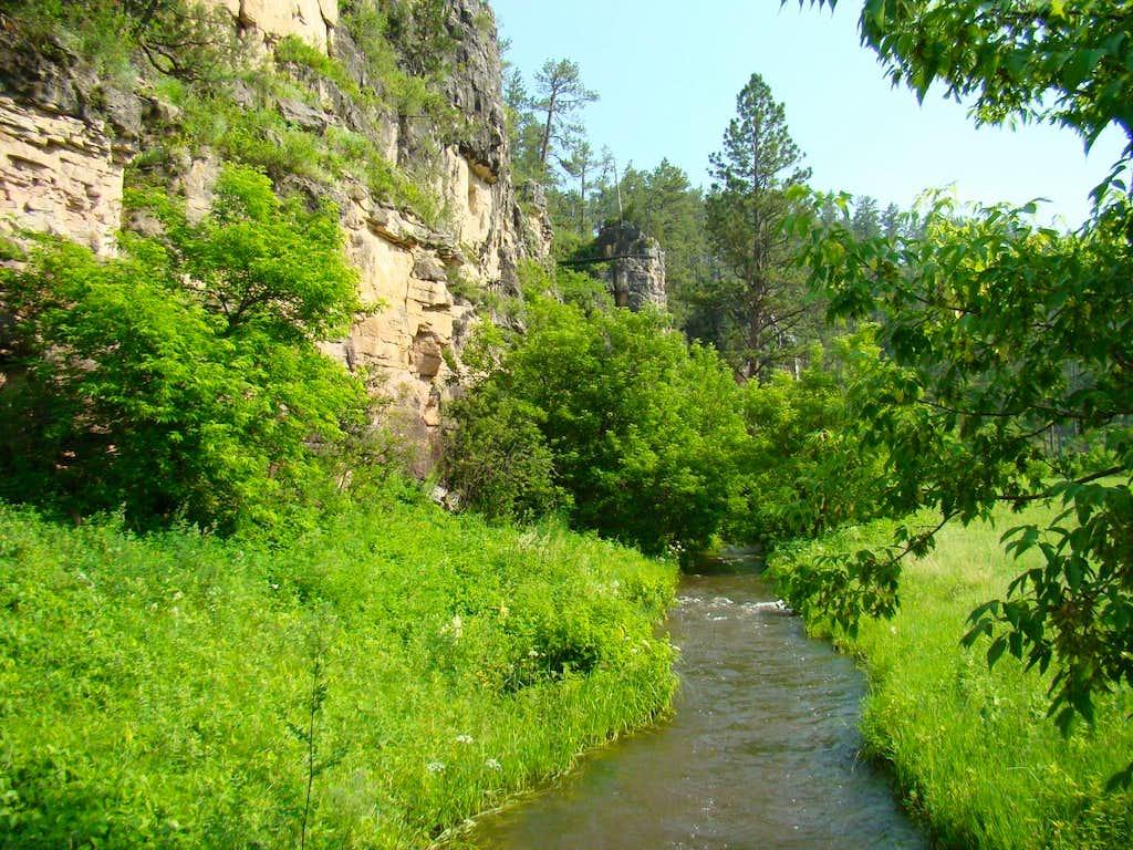 Beaver Creek Canyon