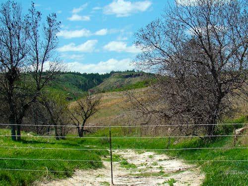 Dry Beaver Creek