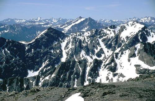 Reynolds Peak is in the...