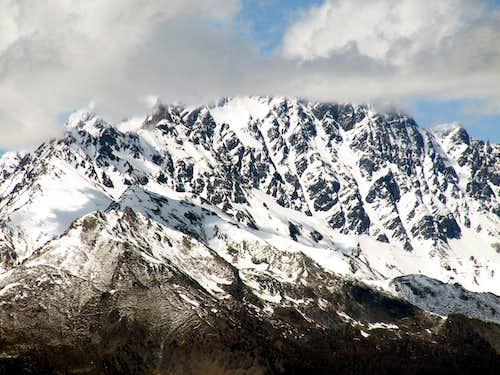 Mont Velan Southern & East-northeastern Ridges 2016