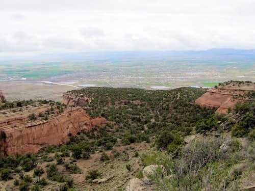 Colorado River seen