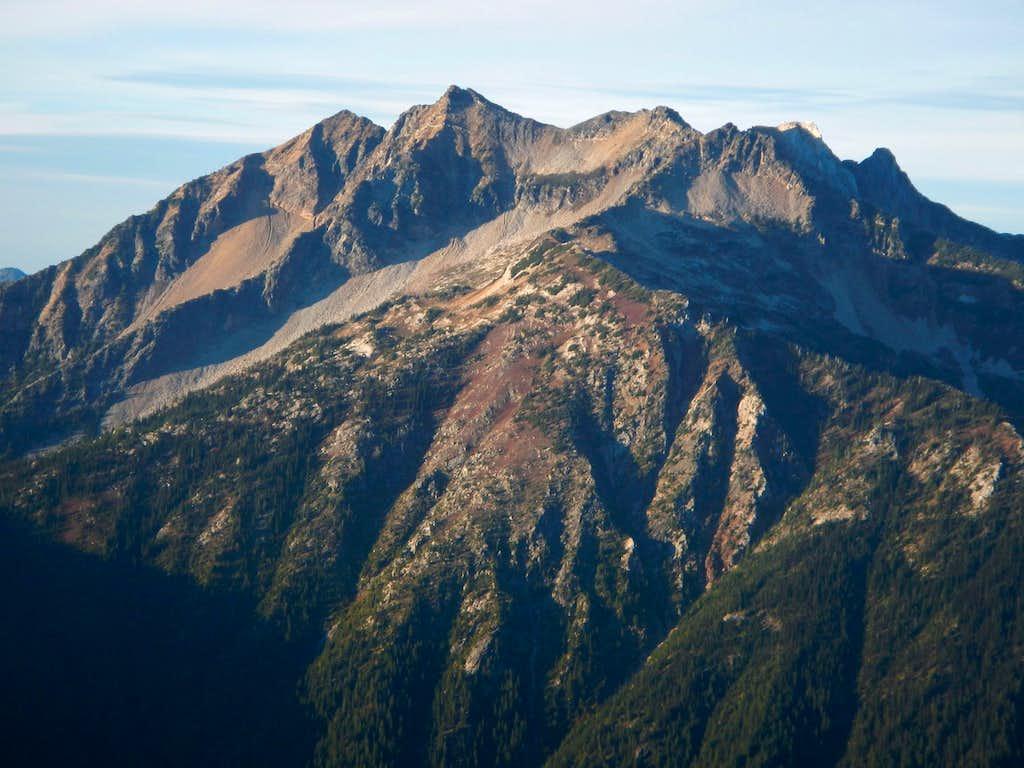 Mount Prophet South Face