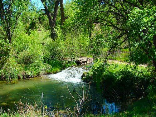 Beaver Creek outlet