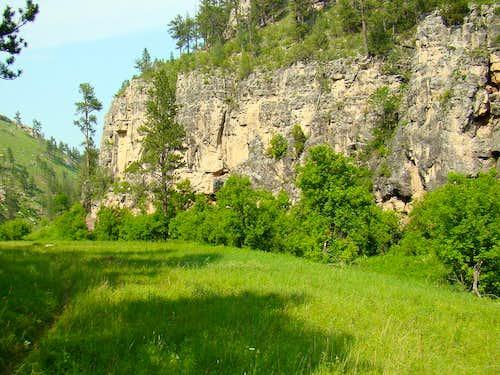 Beaver Creek Canyon Trail