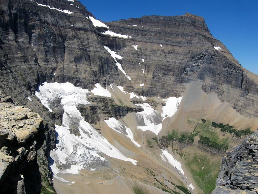 Whitecrow Glacier & Kaiser Point