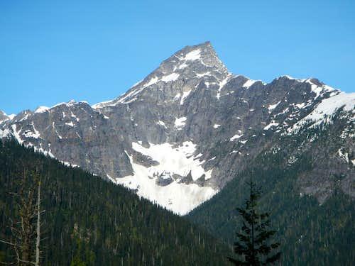 Luna Peak East Face