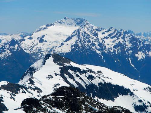 Jack Mountain Northwest Face