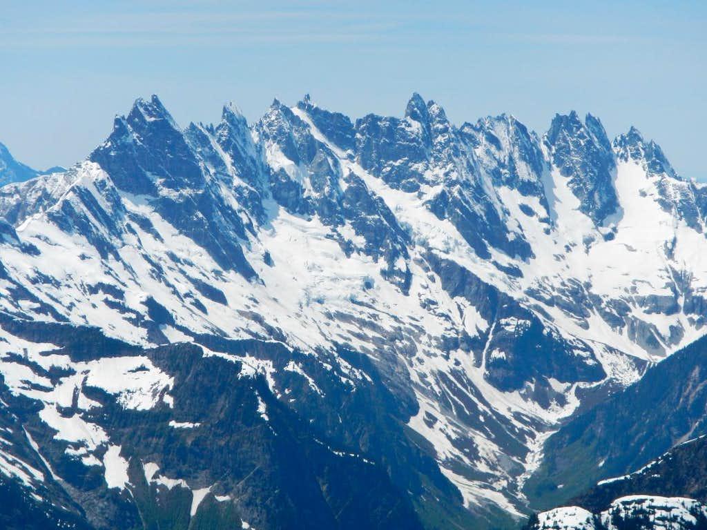 Southern Picket Peaks