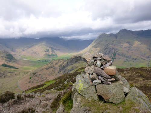 Top of Side Pike