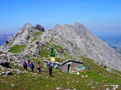 The little hut of col of...