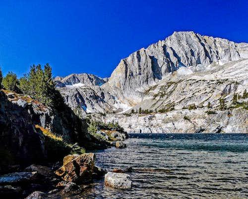 North Peak from Steelhead Lake