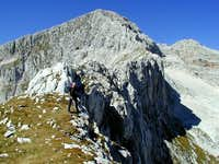 The top of Grintovec from...