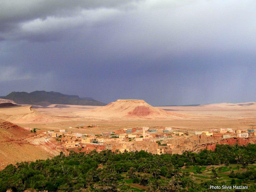 Oasis of Tinerhir