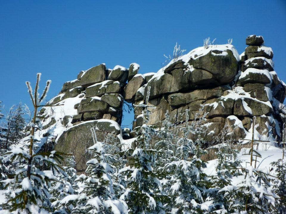Pytlácké kameny