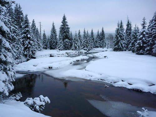 river Jizera