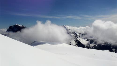 American Border Peak and Larrabee