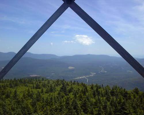 Hunter Mt.  Photo taken off...
