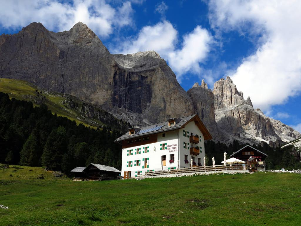 Refuge Stella Alpina