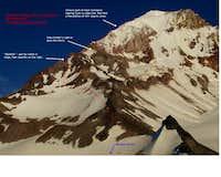 Cathedral Ridge Mt Hood