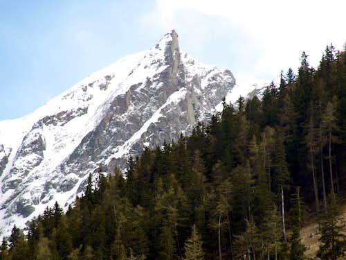 Mont Labiez above Combe de Flassin by St. Oyen 2016