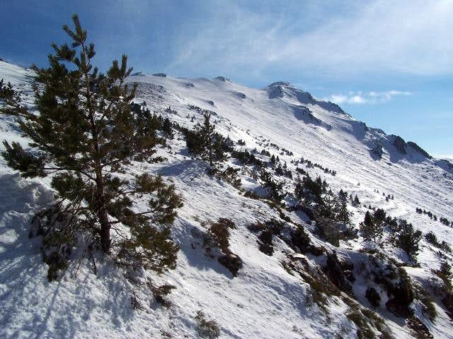 From La Pinilla Ski Resort, Normal