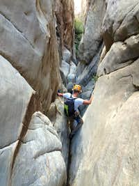 Canyoneering Descent
