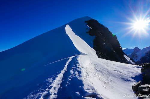 Pollux Summit Ridge