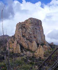 Castle Rock looks tough, but...