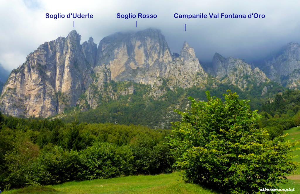 Soglio d'Uderle annotated pano
