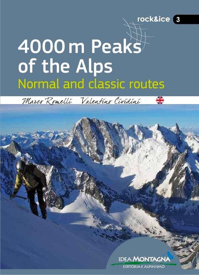 4000m Peaks of the Alps