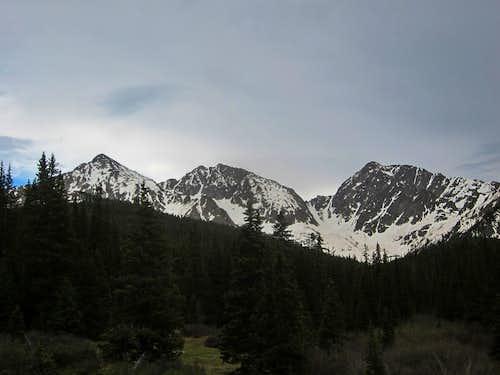 Ice Mountain via the Refrigerator Couloir