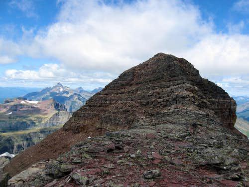 Summit Ridge of Chapman Peak