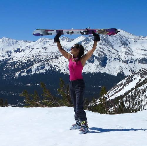 Skiing Gaylor
