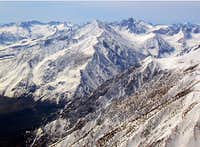 Mt. Tom's long, long North...