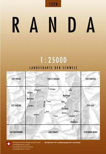 1:25.000 Randa