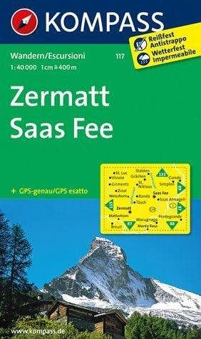 Kompass Zermatt Saas Fee