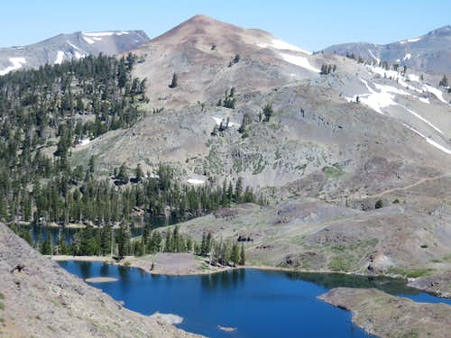 Lost Lakes Peak