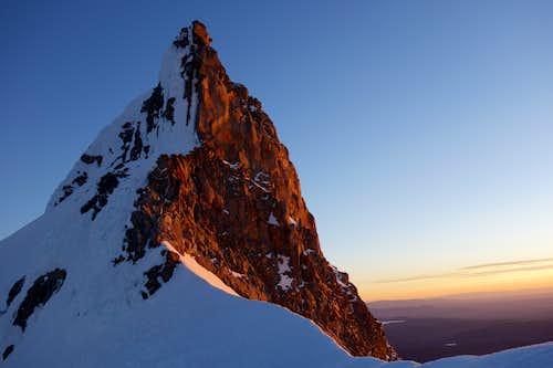 Mt Jefferson South Ridge