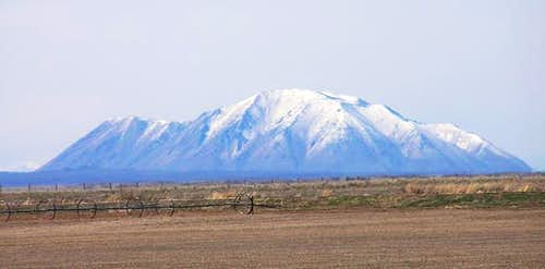 Big Southern Butte from the...