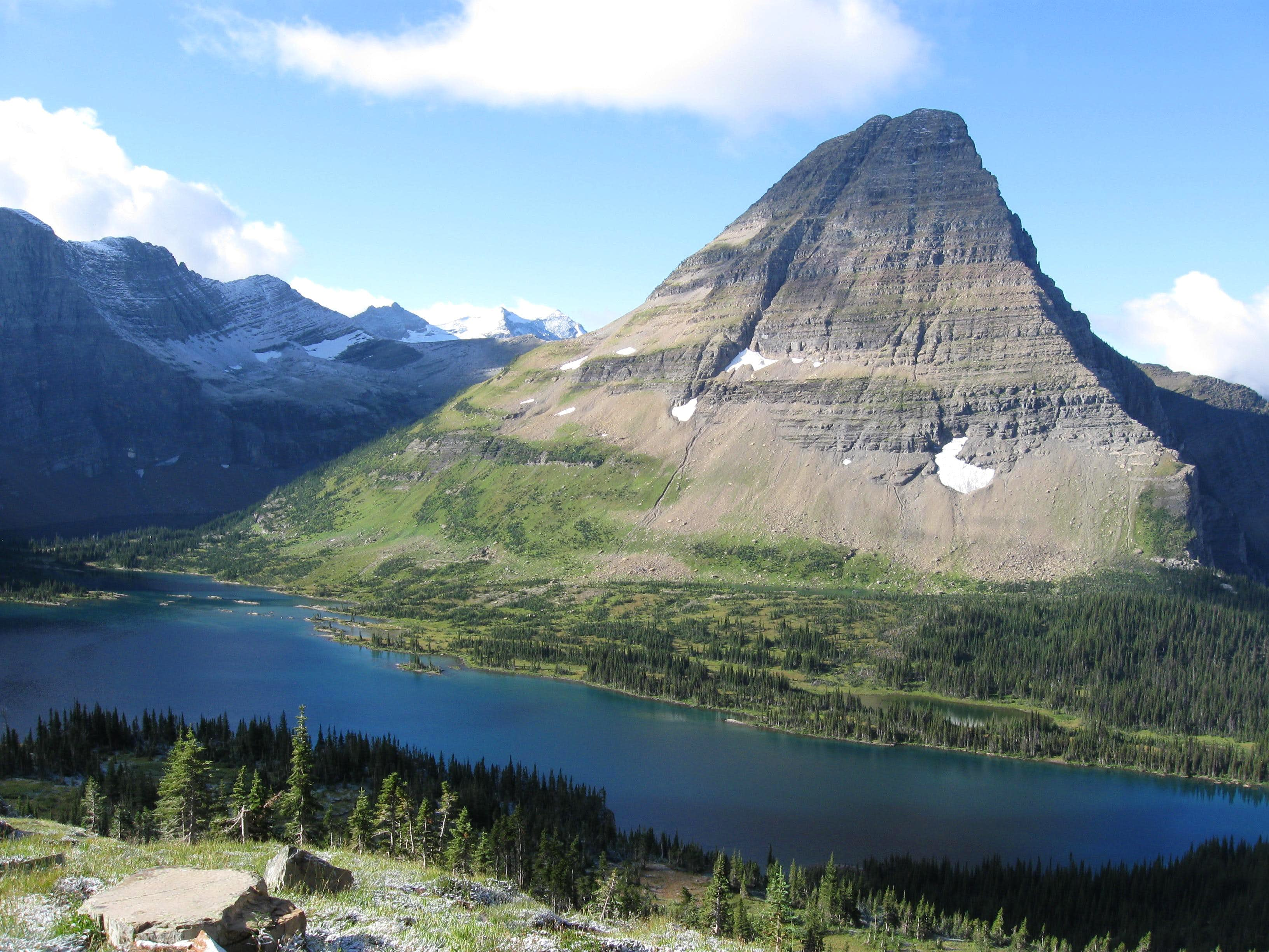 Hidden Lake & Bearhat Mountain - 8.22.2015