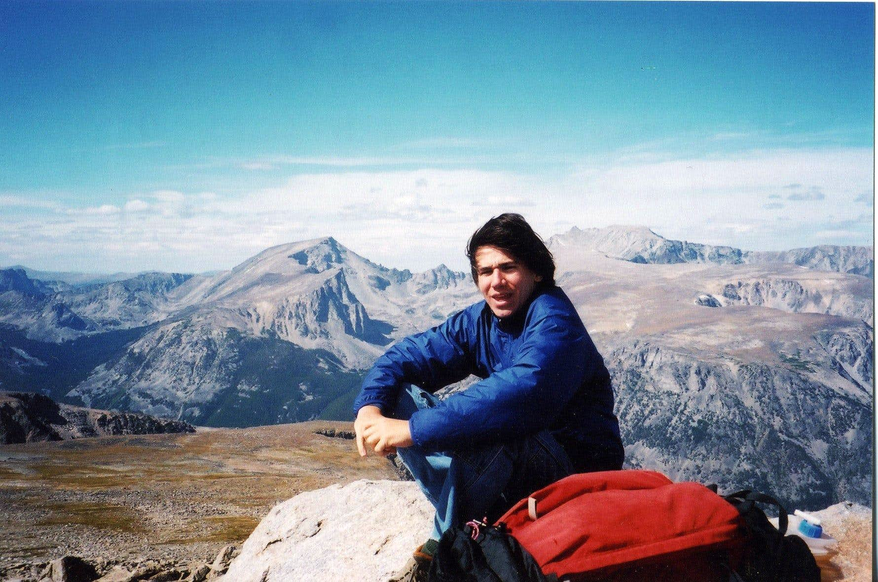 Granite Peak Sep 2002
