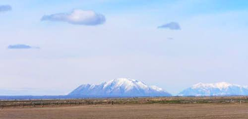 Big Southern Butte, just out...