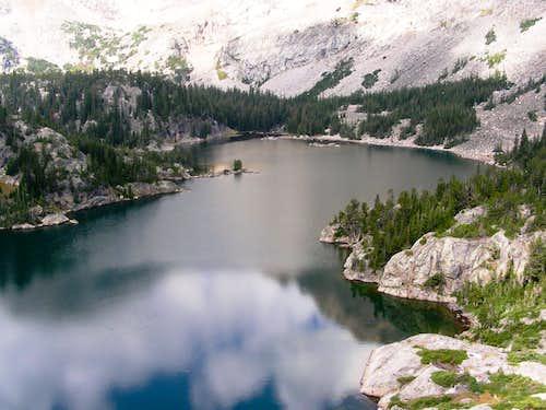 Granite Peak Phantom Lake Aug 2006