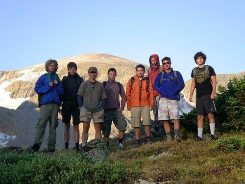 Granite Peak July 2007