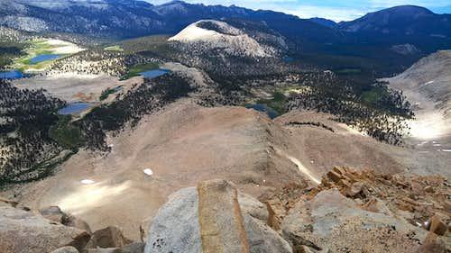 Cirque Peak Summit
